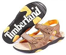 Timberland Powerplay Sandal - Greige And Yellow