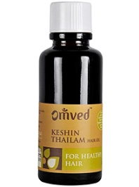 Omved Keshin Thailam Hair Oil - 125 ml