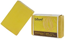 Omved Shantanu Vetiver Ylang Ylang Bathbar - 125 gm