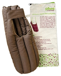 Omved Soothing Grains Feet Compress