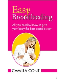 Pegasus Easy Breastfeeding Book