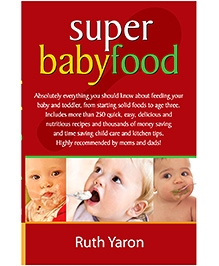 Pegasus Super Baby Food Book