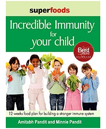 Pegasus Superfoods Incredible Immunity for Your Child