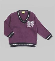 Eteenz - Plain Full Sleeves Sweater