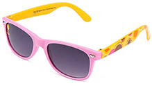 Tweety Kids Sunglasses with Cute Look - Pink and Yellow