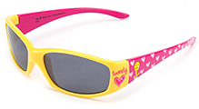 Tweety Kids Sunglasses with Tweety Print - Pink and Yellow