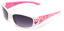 Tweety Kids Sunglasses with Love Print - Pink
