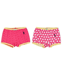 Claesens Shorty Panties - Pack Of 2
