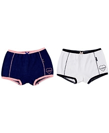 Claesens Shorty Panty - Pack of 2