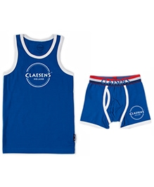 Claesens Pack Of Sleeveless Vest And Brief