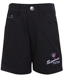 Gini & Jony Shorts - Black