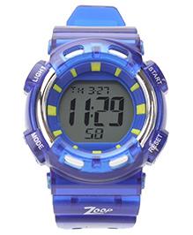 Titan Zoop Digital Wrist Watch - Blue