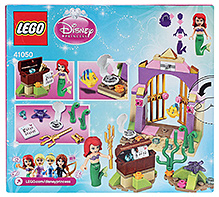 Lego Disney Princess - Ariel's Amazing Treasures
