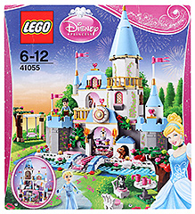Lego Disney Princess - Cinderella's Castle
