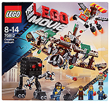 Lego Creative Ambush Building Set