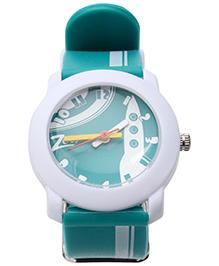 Titan Zoop Analog Wrist Watch - Green