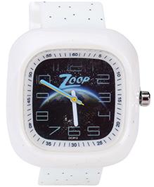 Titan Zoop Analog Wrist Watch - White