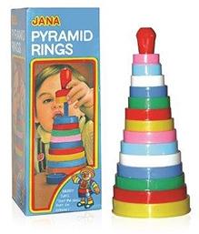 Jana Pyramid Rings
