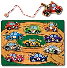 Melissa and Doug Tow Truck Game