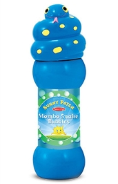 Melissa & Doug Mombo Snake Bubble Solution