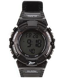 Titan Zoop Digital Wrist Watch - Black