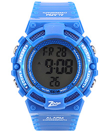 Titan Zoop Digital Wrist Watch - Blue