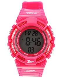 Titan Zoop Digital Wrist Watch - Pink