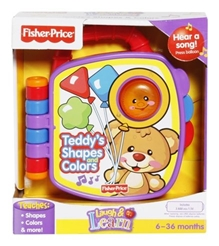 Fisher-Price - Laugh & Learn - Teddy's Shapes & Colors