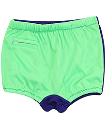 Veloz Dual Color Plain Swimming Trunk