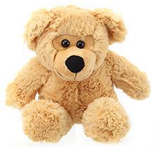 Play N Pets Teddy Bear Brown - 23 cm