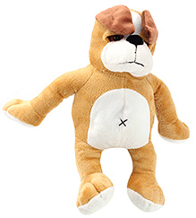 Play N Pets Animal Small Soft Toy- Light Brown