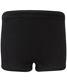 Veloz Swimming Trunk Plain - Black