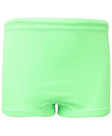 Veloz Swimming Trunk Plain - Green