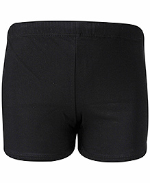 Veloz Swimming Trunk Plain - Black