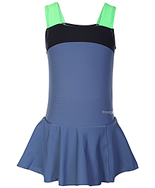 Freestyle Singlet Frock Style Swim Wear