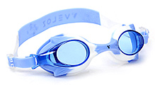 Veloz Swimming Goggle - Sky Blue