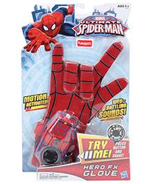 Spider Man Ultimate Hero FX Glove