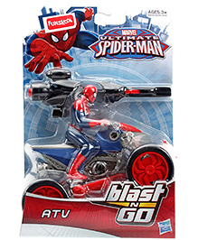 Spider Man Blast N Go ATV Vehicle