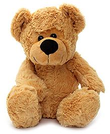 Play N Pets Teddy Bear Soft Toy Brown - 28 cm