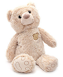Play N Pets Teddy Bear Soft Toy Light Brown - 45 cm