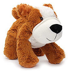 Play N Pets Doggy Soft Toy Brown - 26 cm