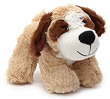 Play N Pets Doggy Soft Toy Light Brown - 18 cm