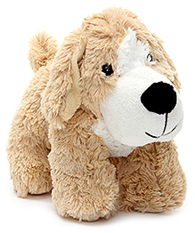 Play N Pets Doggy Soft Toy Beige - 18 cm