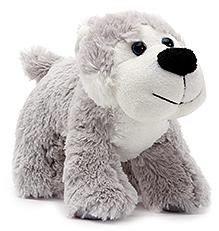 Play N Pets Doggy Soft Toy Grey - 18 cm