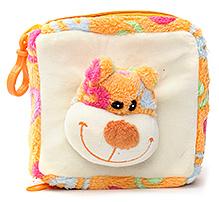Play N Pets Cat Design CD Case Orange - 15 Cm - 17 X 9 X 21 Cm