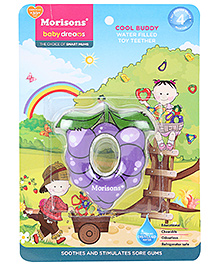 Morisons Baby Dreams Water Filled Toy Teether - Grape Shape - 4 Month+