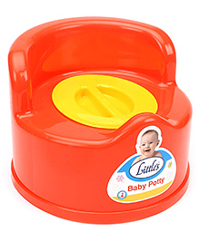 Littles Baby Potty Seat - Red