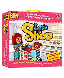 MadRat Let's Shop Board game