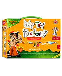 MadRat My Toy Factory - Chhota Bheem Theme