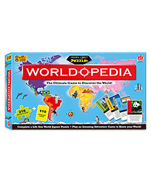 MadRat Worldopedia - Hidden Object Puzzle